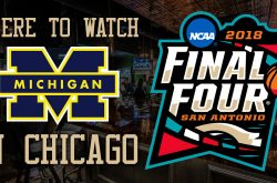 NCAA Final Four 2018: Michigan Wolverine bars