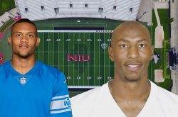 Kenny Golladay Passes Sam Hurd in Receiving Yards for NIU Alumni During Sunday's Win Over Packers