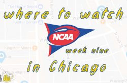 Week 9, 2018: Watch NCAA Football in Chicago