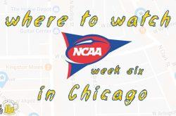 Watch NCAA Football in Chicago: Week 6, 2018