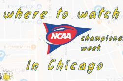 Championship Week: Watch NCAA Football in Chicago