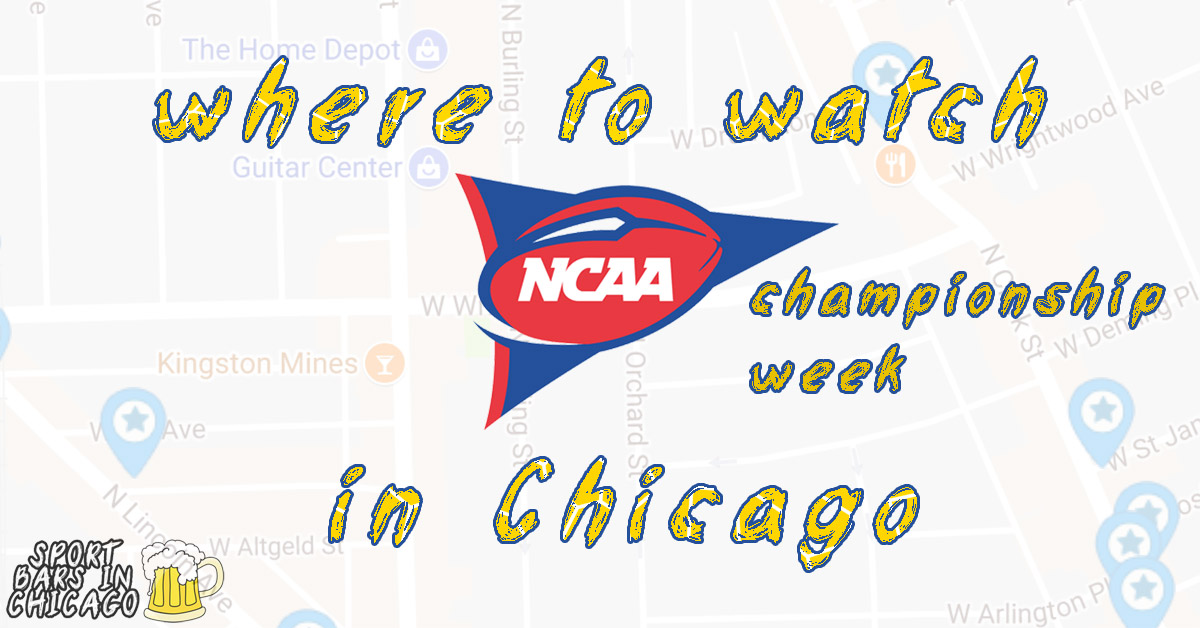 Watch NCAA Football in Chicago: Championship Weekend 2018