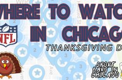 Thanksgiving Day 2018: Watch NFL in Chicago